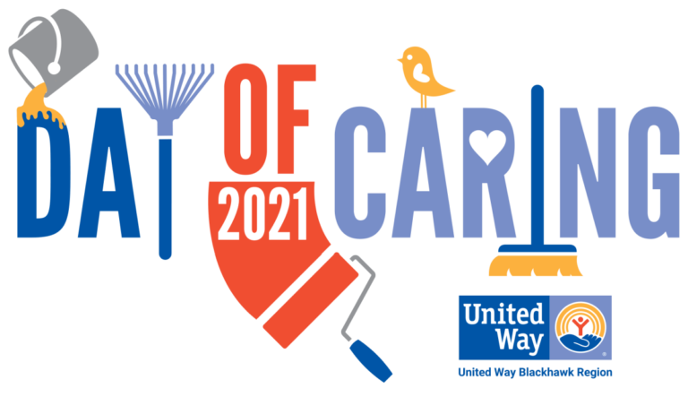 2021 Day of Caring logo