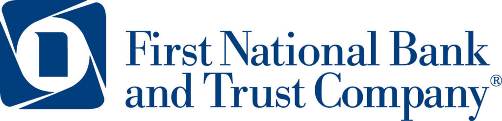 First National Bank and Trust logo