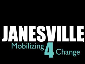 Janesville Mobilizing 4 Change logo
