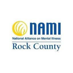NAMI Rock County logo