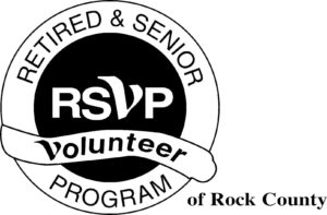 RSVP of Rock County logo