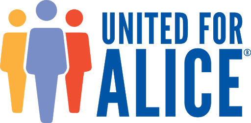 United for ALICE logo