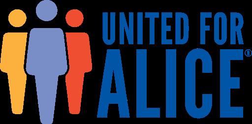 United for ALICE logo